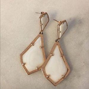 Kendra Scott Alexa Lux Earrings